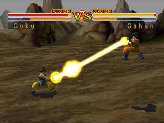 Screenshot Thumbnail / Media File 1 for Dragonball GT - Final Bout [U]